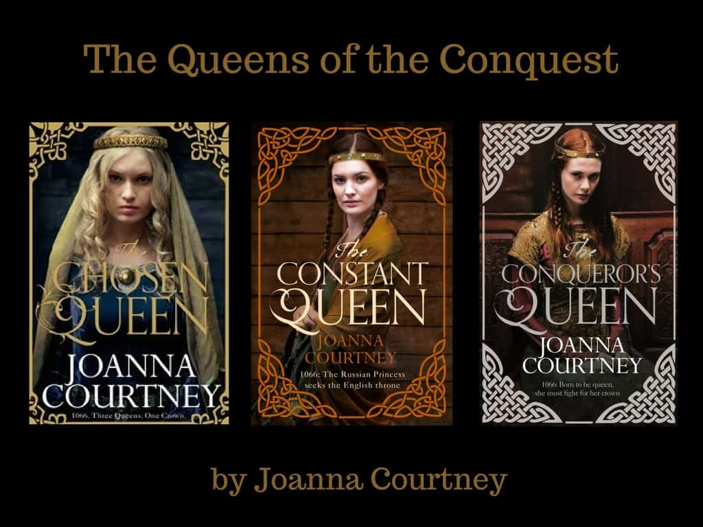 The Queens of the Conquest (1)